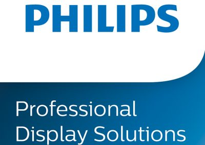 Markedskartlegging og konseptutviklinsgprosjekt for Philips Professional Displays Solutions